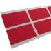 Контрольные этикетки 66x22 Со следом